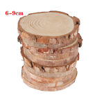 New Table Party Birthday Wedding Decoration Wood Slices Number Cards Gift Tags