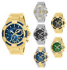 Invicta Men's Bolt Swiss Quartz Chronograph 100m Stainless Steel Watch image