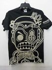 MENS SKELE-TREKS STAR TREK BORG BLACK GRAPHIC TSHIRT NEW #13516V on eBay