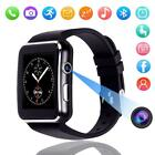 X6 Curved Screen Bluetooth Smart Watch Phone Mate for Samsung/iPhone/Android/iOS