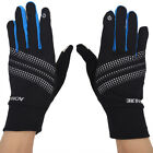 AONIJIE Mens Ladies Warm Touch Screen Winter Thermal Cycling Running Warm Gloves