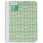 """Mead Composition Book Wide Ruled 70 Sheets/140 Pgs 9.75"""" x 7.5"""" Fashion Design"""