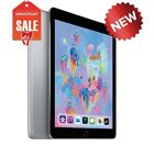 "NEW Apple iPad 6th gen 2018, 32GB WiFi + Cellular Unlocked 9.7"" GOLD GRAY SILVER"