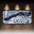 JAMES BOND SMOKING GUN PHONE CASE IPHONE 4 4S 5 5S SE 5C 6 6S 7 8 PLUS X MAX 11 $10.47 USD on eBay