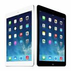 Apple iPad Air 1st Generation 16 32 64 128GB  Wi-Fi + 4G LTE, 9.7in - Space Gray