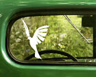 2 DOVE DECAL Peace Bird Stickers For Car Window Truck Bumper Laptop jeep RV