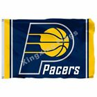 Indiana Pacers Column Flag 3Ft X 5Ft Polyester Nba1 Banner Flying Size 90*150Cm on eBay