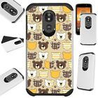 FUSION Case For Motorola Moto E5 G6 Play/Cruise/Plus/Supra/Forge Phone Cover l78