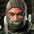 US Men Outdoor Camo Quick-Drying Hide Face Mask Hood Hat Airsoft Ski BreathableHats & Headwear - 159035