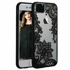 Mandala Cute Phone Case Protective Cover for Girls F iPhone 7 8 Plus Xs Max X XR