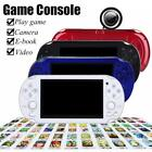 4.3 8GB 32Bit 10000 Games Built-In Handheld MP5 Video Game Console Portable