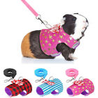 Kyпить Small Animal Harness With Leash Guinea Pig Hamster Squirrel Pet Clothes Canvas на еВаy.соm