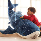 Toy Animals Cushion Plush Toys Large Whale Shark Soft Stuffed Doll Child Pillow