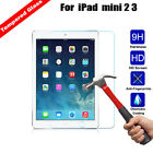 Premium Tempered Glass Screen Protector Cover for Apple iPad Amazon LG Samsung