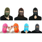 Mens Cycling Ski Full Face Mask Cover Warm Fleece Anti-dust Baclava Headwear 1PC