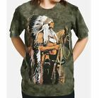 Painted Horse Native American T-Shirt / Paint Horse,Horses,Chief