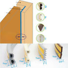5m EPDM Draught Excluder Self Adhesive Rubber Door Window Seal Strip Roll Foa US
