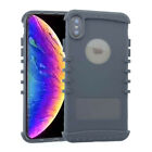 For Apple iPhone XS MAX - KoolKase Hybrid Slicone Cover Case Marble 42