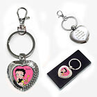 BETTY BOOP PERSONALISED BAG TAG ENGRAVED MOTHERS DAY BIRTHDAY CHRISTMAS GIFT £7.99 GBP on eBay