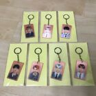 BTS 4th Muster Happy Ever After Official Lenticular Key Ring Holder Chain