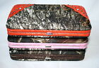 Mossy Oak Camo Ladies Clutch Wallet, Pink Orange Brown Camouflage