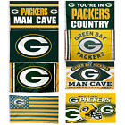 "1 Green Bay Packers Flag 3x5 Indoor Outdoor Football Team 3ft 5ft Banner 36""x60"" $15.97 USD on eBay"