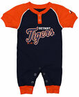 """Majestic MLB Infant Detroit Tigers """"Game Time"""" Coverall on Ebay"""