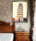 3d Tower Layer 6 Framed Poster Home Decor Print Painting Art Aj Au