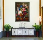 3d Beautiful Flower 6 Framed Poster Home Decor Print Painting Art Aj Au