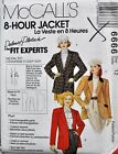 McCalls Sewing Pattern # 6666 Misses Lined Jacket Palmer Pletsch Choose Size