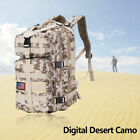 35L Outdoor Military Rucksack Tactical Backpack Camping Hiking Trekking Army Bag