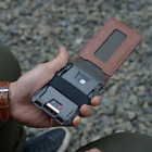Dango M1 Maverick BiFold Wallet -4 Pocket BiFold USA - Black, Brown, Slate Grey