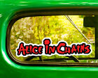 2 Alice In Chains Decal Bogo Stickers For Car Truck Window Bumper Laptop Rv Jeep