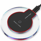 Qi Wireless 2A Charger Charging Pad for Samsung Galaxy S7 S8 iPhone 8 Plus @UK