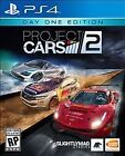 Namco Project Cars 2 Day 1 Edition (playstation 4) Free Shipping