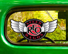 2 Reo Speed Wagon Decal Bogo Stickers For Car Truck Window Bumper Rv Laptop