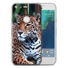 Phone Case for Google Nexus/Pixel Smartphone/Wild Big Cats/Protective Cover