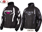 2019 FXR Team RL Women's Snowmobile Jacket Black Ops/White 6 8 10 12 14 16 18 20