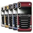Phone Case/Back Cover for Apple iPhone XS Max /HGV Euro Truck Cab-Over Lorry
