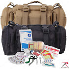 Rothco Fast Access Tactical Trauma Kit-Bag - Includes Over 80 First Aid Supplies