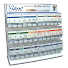 Klasse Sewing Machine Needles Universal, Stretch, Leather, Ball Point, Jeans Etc