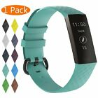 Fitbit Charge 3 Replacement Wrist Bands Smart Watch Bracelet Band <br/> BUY 2, GET 1 FREE !!! (Limited Time Offer)