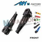 Billet Front Rider Foot Pegs Fit Triumph Speed Triple 955i 99-04 $36.8 USD on eBay