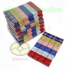 """6/12/24/48PCS mixed Jewelry Ring Boxes Wedding Favor Gift Boxes 1.5""""x1.5""""x1.1""""H"""