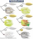 Terminator Super Stainless Spinnerbait Colorado Willow 1/2 Oz. Select Colors