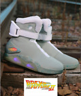 BACK TO THE FUTURE 2 SHOES UNIVERSAL STUDIOS OFFICIALLY LICENSED AIR MAGS