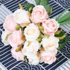 Plastic Flower Artificial Silk Home Party Bridal Weeding Decorations Brand New