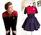 Star Trek: Voyager Cosplay Captain Kathryn Janeway lolita dress Cosplay costume on eBay