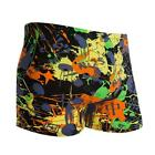 Men Swim Shorts Swimwear Beach Summer Swimming Trunks Underwear Boxer Pants