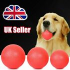 Indestructible Training Toy Rubber Ball Pet Puppy Dog Chew Play Fetch Bite RW